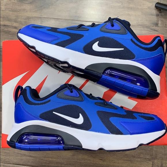 NIKE AIR MAX 200 men's shoes